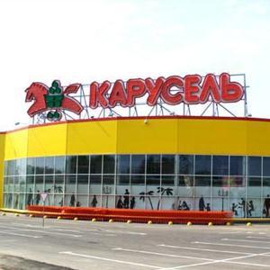 Гипермаркеты Горьковского