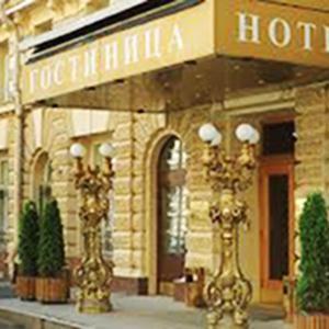 Гостиницы Горьковского