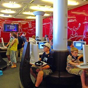 Интернет-кафе Горьковского