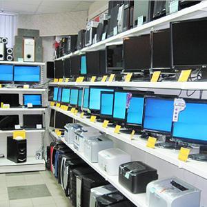 Компьютерные магазины Горьковского