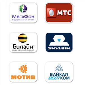 Операторы сотовой связи Горьковского