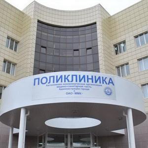 Поликлиники Горьковского