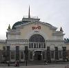 Железнодорожные вокзалы в Горьковском