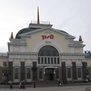 Железнодорожные вокзалы Горьковского